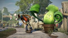 Plants vs. Zombies: Garden Warfare confirma su fecha de lanzamiento