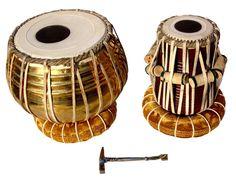 tabla - indian musical instrument