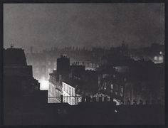 Paris Rooftops, Photograph.