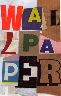 alan fletcher - wallpaper