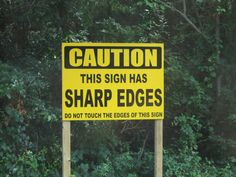 15 Hilarious Road Signs That Will Make You Giggle (PHOTOS)