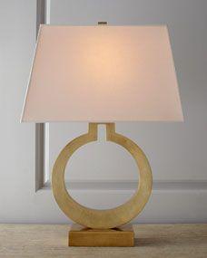 Visual Comfort LARGE RING TABLE LAMP