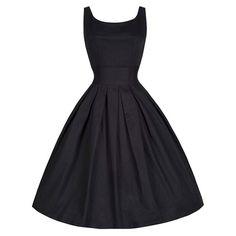 Wholesale Vintage Scoop Collar Sleeveless Solid Color Women's Midi Dress Only $5.59 Drop Shipping | TrendsGal.com