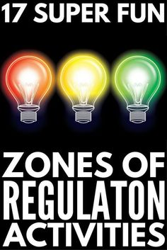 17 Zones of Regulation Activities | Trying to teach self-regulation in the classroom or at home? These ideas, lesson plans, worksheets, games, and activities teach kids self-control and self-discipline while also helping them practice their social skills. Perfect for preschool, kindergarten, and elementary school, NT kids and children with autism and other special needs, these activities are great for parents and teachers alike! #selfregulation #selfregulationactivities #zonesofregulation