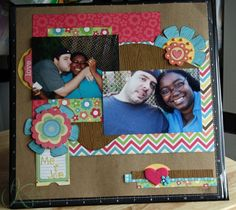 1 page Kiwi Lane Layout by Roselyn Riley