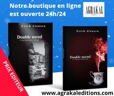 La série Double noeud est disponible dans notre e-librairie, sur notre site... Bienvenue ! Carthage, Agatha Christie, Books, Budget, Hair Bow, Welcome, Boutique Online Shopping, Libros, Book