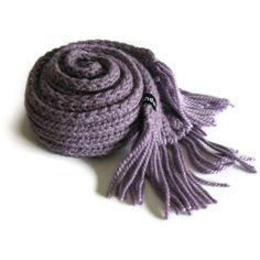 Man Scarf, Wool Scarf Lavender, Chunky Knit Scarf, Long Scarf, Hand... (€42) ❤ liked on Polyvore featuring accessories, scarves, wool scarves, fringe scarves, long shawl, woolen shawl and oblong scarves