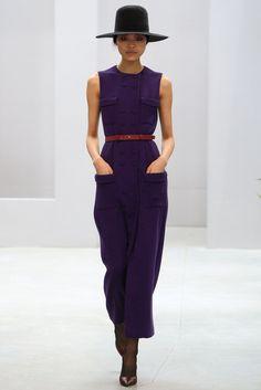 Barbara Casasola Fall 2014 Ready-to-Wear Fashion Show