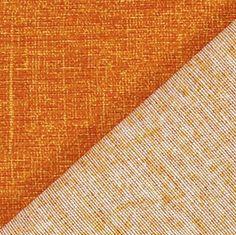 Ruiten 1 - Katoen - Polyester - oranje