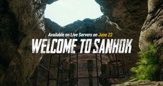 Available on live servers on June 22 June 22, Live