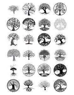 69 Ideas Tree Of Life Circle Tattoo Design For 2019 tattoo designs ideas männer männer ideen old school sketches Circle Tattoo Design, Tree Tattoo Designs, Tattoo Circle, Circle Design, Tree Designs, Nature Tattoos, Body Art Tattoos, Cool Tattoos, Pretty Tattoos