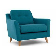 Кресло RAF бирюзовое, SK Design — купить