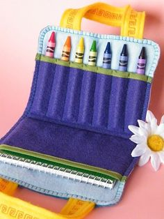 What a cute idea - maybe I should pull out the sewing machine this summer and what I can manage!