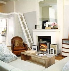 Apartment, Small Space Apartment Living Room Decorating Design: Pretty Design for a Small Space Living Room
