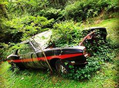 [1594x1185] Abandoned Car [OC] - Imgur