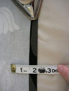 Como calcular tela para cortinas roller