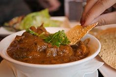 Roghan Josh. Aromatic Lamb Dish. India.