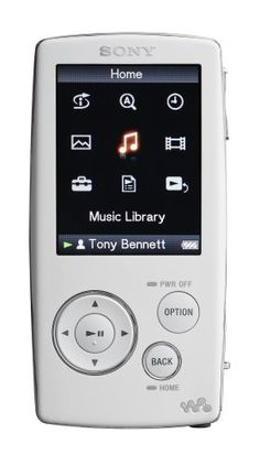 Special Offers - Sony 2 GB Walkman Video MP3 Player (White) - In stock & Free Shipping. You can save more money! Check It (April 01 2016 at 10:01AM) >> http://wbluetoothspeaker.net/sony-2-gb-walkman-video-mp3-player-white/