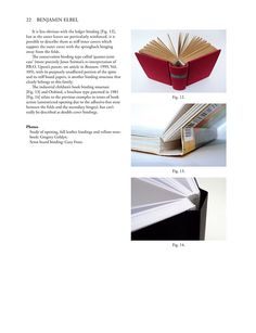 Article for The New Bookbinder on Behance