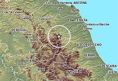 Blog di Giuseppe Rapuano: Terremoto nelle Marche 1 novembre 2016, scossa di ...
