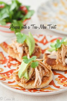 You can serve these grain free arepas with any assortment of tender meats, herbs and spices.