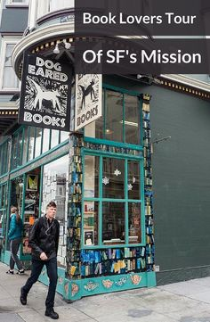 Book lovers can find lots of great things to do in San Francisco. Stroll the Mission to find great bookstores and other literary delights
