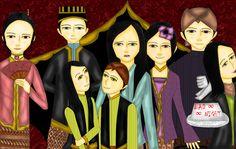 Bad And Night Javanese Version (Vocaloid Fanart)