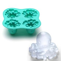 Coolamari Ice Cube Tray now featured on Fab.