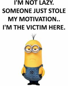 27 New Funny Minions to Make You LOL - It's Monday, you could use some motivation Photos) 95 of the Funniest Nursing Memes and Nurse eCards 12 Tips for Surviving Motherhood and making it out alive! 15 Super Fast Things Is Faster Than Us. Funny Minion Pictures, Funny Minion Memes, Minions Quotes, Funny Jokes, Hilarious, Funny Pics, Minions Minions, Minion Humor, Funny Cartoons