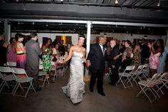 Philadelphia Iron Gallery Wedding: Tamara & Donald