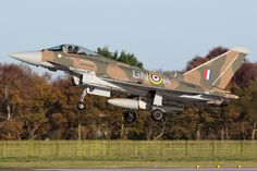 ZK349GN-A Typhoon FGR4 29(R) Squadron, RAF Coningsby.
