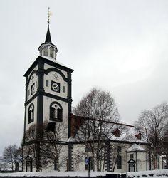 Røros church, Bergstadens Ziir