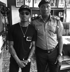 So Wizkid and I met with the Commissioner of Police today...and here's what happened :-) - https://www.thelivefeeds.com/so-wizkid-and-i-met-with-the-commissioner-of-police-today-and-heres-what-happened/