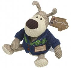 Personalised Boofle - Bestest Dad £19.99 Father's Day Personalised Gift Ideas