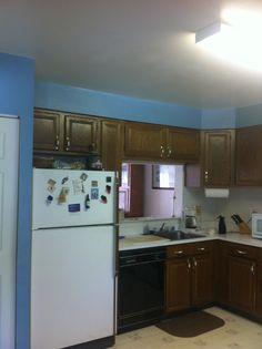 Triplejcontractors.com   410-908-2057 Ron Brown  Old kitchen