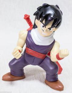 JUNK ITEM : Dragon Ball Z Son Gohan Mini Figure Mcdonald JAPAN ANIME MANGA