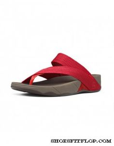 6ebced064 Fitflop Mens Sling Red Fitflop Sandals