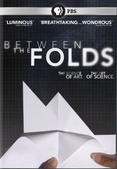 Documentary | Cover Art | Between The Folds | The Science of Art; The Art of Science