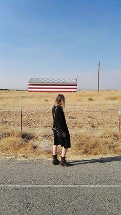 Maud Chalard by Théo Gosselin wearing Acoté, Oregon via @acoteofficiel #joesroad