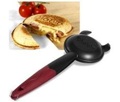 Diablo Sandwich Toaster - not just good for home, perfect for camping too
