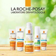 Fotoprotectores solares La Roche Posay