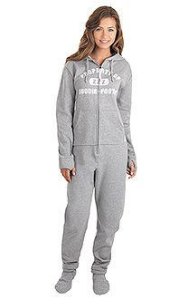 Women's Hoodie-Footies™ - Unique Valentine's Day Gifts for Women from PajamaGram | PajamaGram