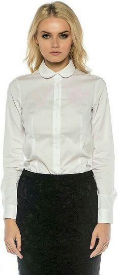 White Shirt Outfits, White Shirts, White Blouses, New Job, Dress Codes, Business Women, New Dress, Preppy, Collars