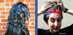 Kevään+hiusväritrendit+ihanan+monivärisiä+–+tältä+näyttävät+geoidihiukset+ja+piilotetut+sateenkaarijuuret