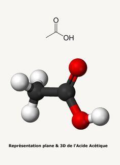 l'Acide Acétique Glacial 99%, aussi appelé Acide Éthanoïque, est un acide naturellement présent dans le vinaigre. Il lui donne son goût acide et son odeur piquante.  C'est un réactif très utilisé dans l'industrie, notamment en photographie, dans la fabrication de plastiques (PET), des peintures, adhésifs et de solvants organiques.  L'Acide Acétique est un liquide très faiblement conducteur, incolore, inflammable et hygroscopique.