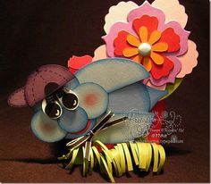 Rascal, the Roly Poly Bug -- from Garden Giggles Too!