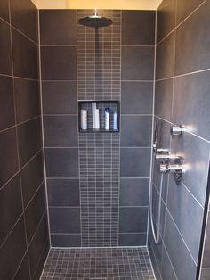 home accents bathroom Schlichtheit und Komfort: We - Bathroom Renos, Basement Bathroom, Bathroom Renovations, Bathroom Interior, Master Bathroom, Bathroom Design Small, Bathroom Layout, Modern Bathroom, Bathroom Ideas