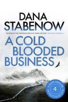 #DanaStabenow  A Cold Blooded Business (A Kate Shugak Investigation) - KATE SHUGAK is a native Aleut working as a private investigator in Alaska. She's 5 foot 1 inch tall, carries a scar that runs from ear to ear across her throat and owns half-wolf, half-husky dog named Mutt. Resourceful, strong-willed, defiant, Kate is tougher than your average heroine - and she needs to be to survive the worst the Alaskan wilds can throw at her.