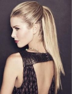 Ponytail hairstyles for wedding guest Bridesmaid Hair, Prom Hair, Bridesmaids Hairstyles, Ponytail Hairstyles, Pretty Hairstyles, Glamorous Hair, Wedding Guest Hairstyles, Great Hair, Hair Dos