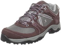 Garmont Women's Amica Trail Hiking Shoe Garmont. $44.53. Suede and mesh. ADD construction for instant fit and minimal break in. Vibram sole. Combines ankle support of midcut boot with Garmont's most aggressive trail sole. Sturdy light hiker
